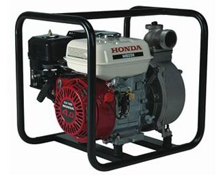 Motores honda a gasolina motores honda industriales a for Marcas de bombas de agua