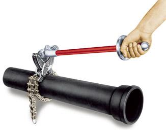 Cortadoras de tubos ridgid for Herramientas para desatascar tuberias