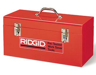 Ridgid herramientas ridgid productos y herramientas - Caja con herramientas ...
