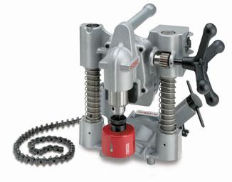 Herramientas perforadoras de tuberias ridgid herramientas - Herramientas para desatascar tuberias ...